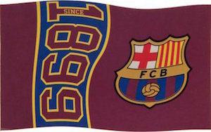 FCB flag 1899