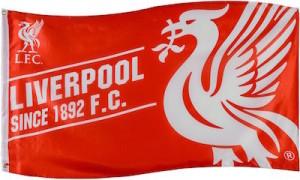 Liverpool FC flag siden 1882
