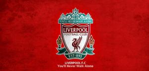 Liverpool FC klub flag