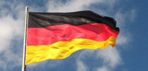 Tysklands flag - det tyske flag