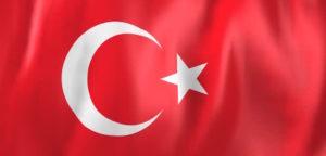 Tyrkiets flag - det tyrkiske flag