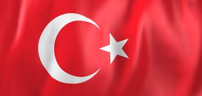 Tyrkisk flag
